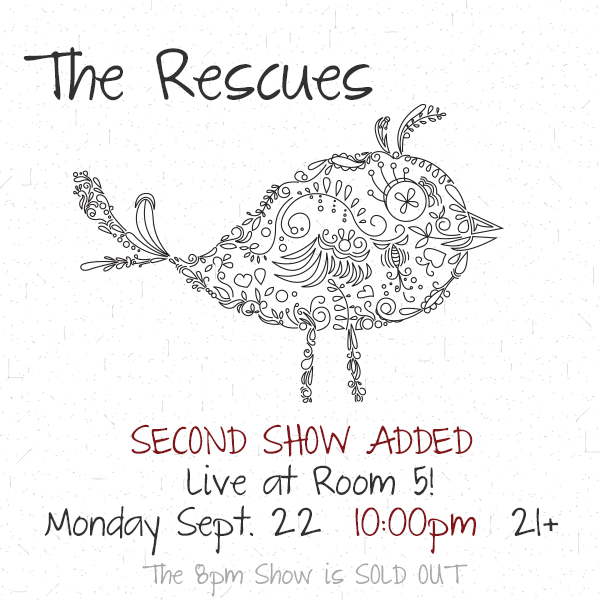 The Rescues - Room 5 Sept 22